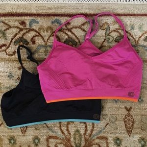 Other - Lot of 2 Sports Bras